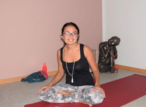 Yoga und Klang im Yoga+ Schlanders