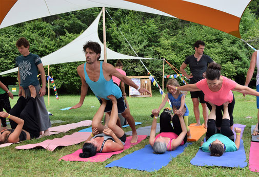 Yoga Gemeinde Kastelbell-Tschars. Yoga Gemeinde Naturns. Yoga Gemeinde Schnals.
