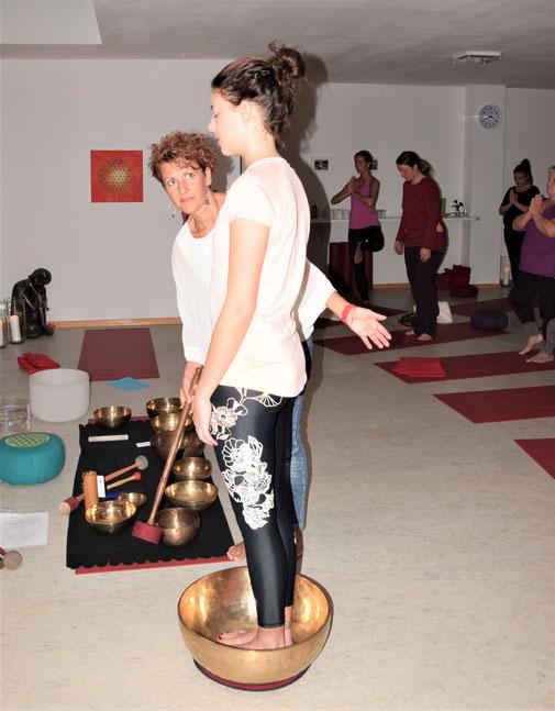 Südtirol Urlaub Yoga