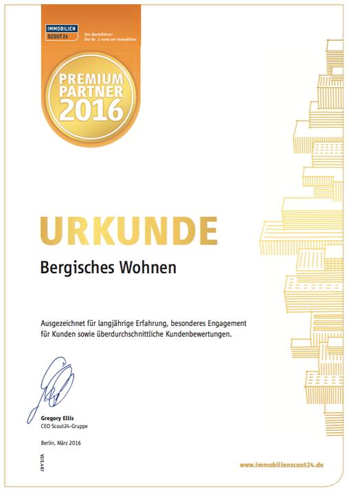 Premium_Partner_2016_Auszeichnung_Bergisches_Wohnen
