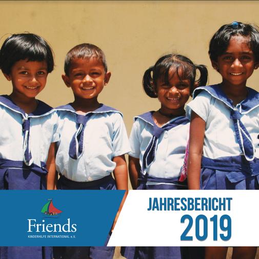 FRIENDS Jahresbericht 2019