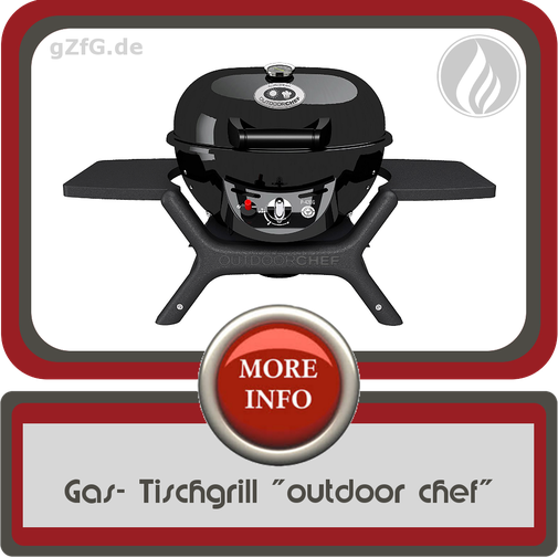gas tischgrill outdoor chef