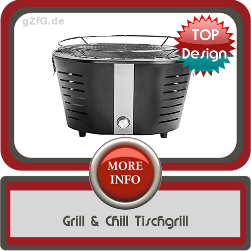 grill and chill Tischgrill
