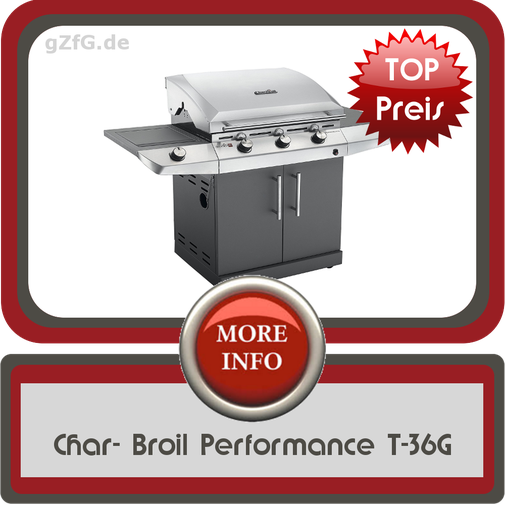 Char- Broil Performance T-36G