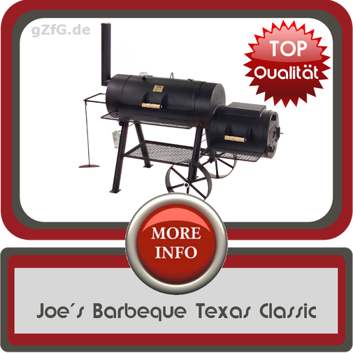 Joe's Barbeque Texas Classic