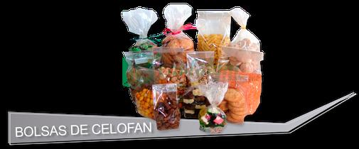 Bolsas de Celofan