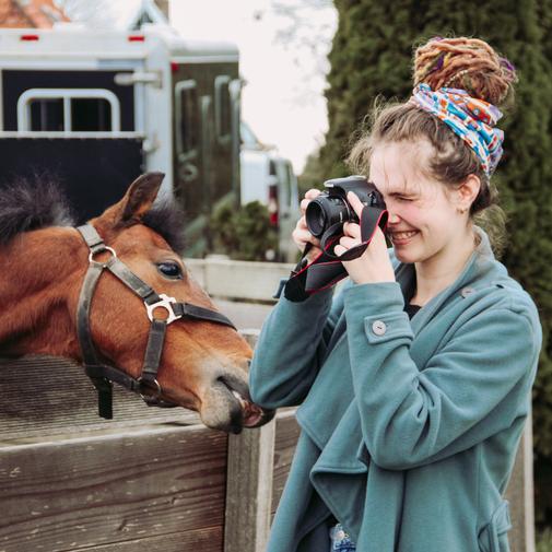 draagfotografie paard fotograaf fotografie