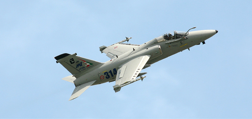 AMX ACOL del Reparto Sperimentale (Foto: Aeronautica Militare)
