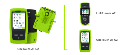 NETSCOUT OneTouch AT 1500 oder 3000