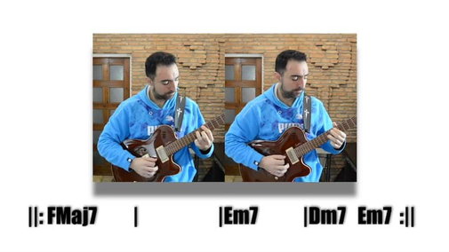 F Lydian Chord Progression and Improvisation