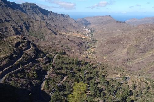 Rennradtouren auf Gran Canaria