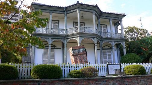 旧ハッサム邸