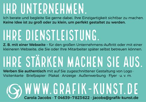 Web- und Print-Design von Grafik-Kunst.de - Carola Jacobs