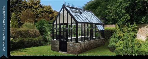 Gewächshaus Victorian Classic aus England