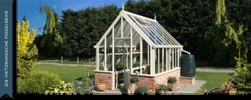 Gewächshaus, Modell Planthouse ,von Hartley Botanic aus England