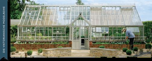 Gewächshaus, Grand Manor für jene die mehr möchten wie nur gärtnern