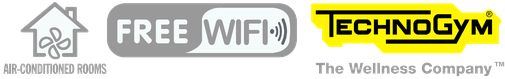SWAN GYMNASTIC CENTER | clima wi-fi equipped technogym service