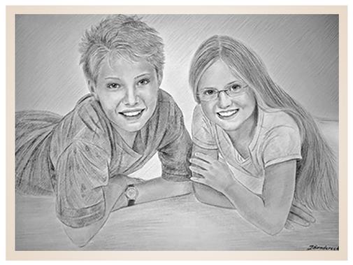 inna-bredereck-auftragsmalerei-maedchen-kinder-junge-bleistiftzeichnung