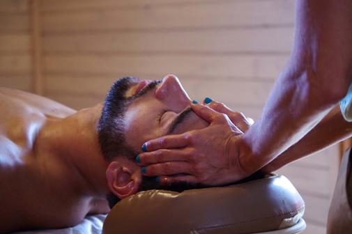 Massage Balinais à Maison Kailash