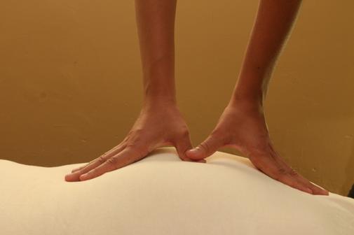 Massage Californien à Maison Kailash
