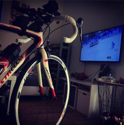 Mit Sport im TV geht's leichter ...