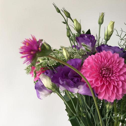 Nos fleurs coupées