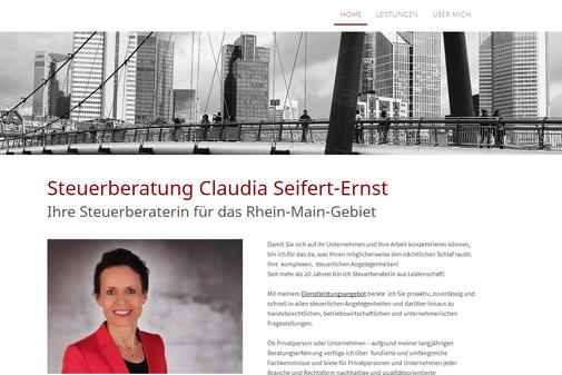 Startseite von www.stb-seifert-ernst.com