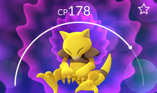 PokemonGO ケーシィ巣