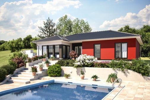 fertighaus bungalow bauen und barrierefrei wohnen fertighaus fertigh user fertighaus nord. Black Bedroom Furniture Sets. Home Design Ideas