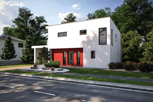 Bauhaus Bärenhaus Villa Fertighaus-Nord
