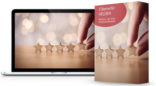 5 Sterne für Helden - Dein Google my Business-Kurs