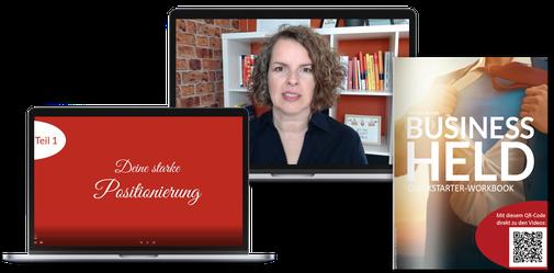 Quickstarter zum Business-Held der Werbeagentur SpürSinn - Mindset und Marketing
