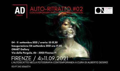 AUTO-RITRATTO / evento di fotografia contemporanea / 2ª edizione