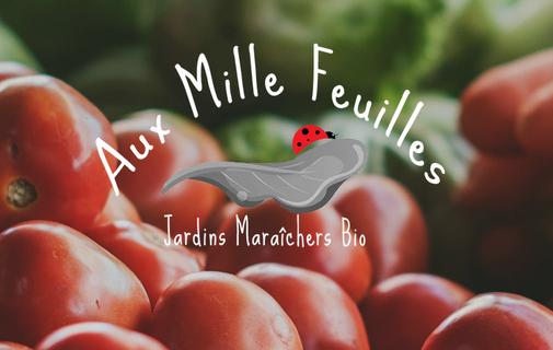 Logo de la ferme Aux Mille Feuilles
