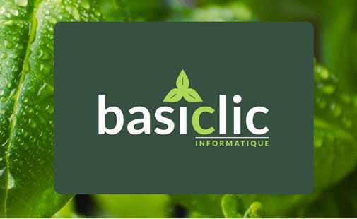 Logo de l'entreprise Basiclic Informatique
