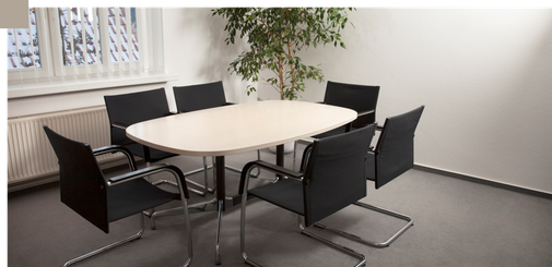 Konferenzzimmer in der Kanzlei Sibylle Unruh