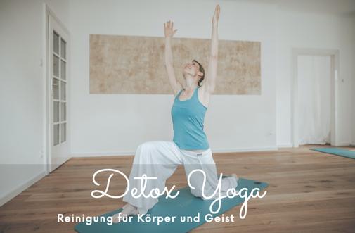 Detox Yoga Online Kurs zur Entgiftung und Reinigung für Körper und Seele in Hernals, 1170 Wien