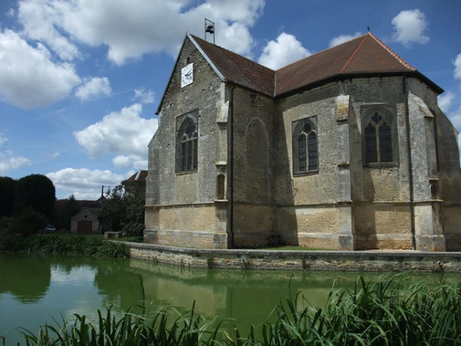 Eglise de Maisons Les Chaource