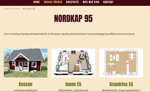 Beispiel Website von Logos.de