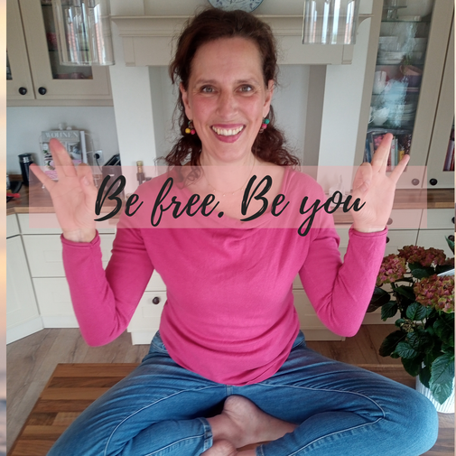 Online-Kurs Be free. Be you