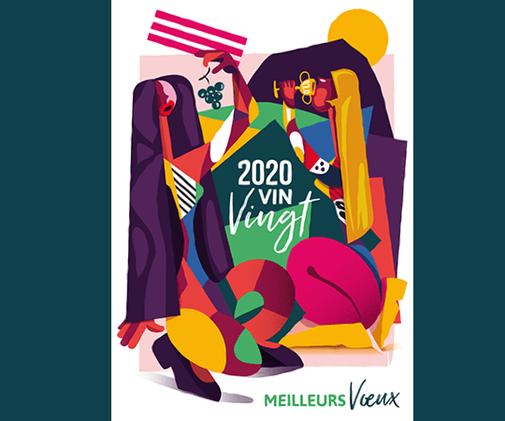 LSZ Communication-Graphiste-Directrice artistique freelance Nantes-Illustration-Carte de Vœux 2020