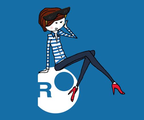 LSZ Communication-Graphiste-Directrice artistique freelance Nantes-Laboratoire Rivadis-Illustration-magazine