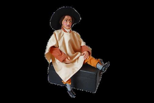 Goethe-Puppe von Veronika Gummel