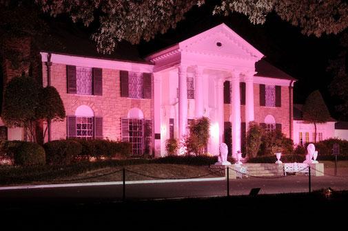 Graceland in Pink