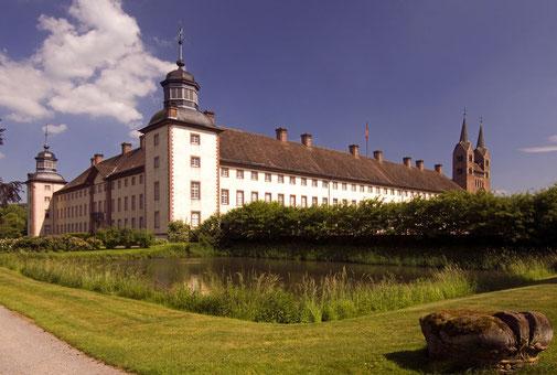 UNESCO-Welterbe Corvey © Kulturland Kreis Höxter
