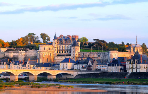 visit-chateau-castle-Loire-Valley-France-Amboise
