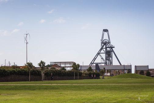 New Cook's Kitchen Mine, Pool, Cornwall, England, Industriekultur, Industrie, Zechen, Bergbau, Zinn