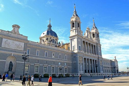 Cathédrale de La Alumeda Madrid