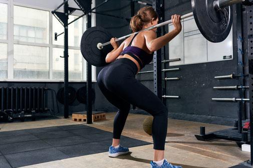 Trainingsschema trainingsschema's workout workoutschema afvallen benen