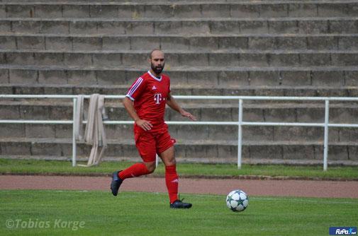 Nach acht Jahren beim MSV - Addo Kampioni wechselt zum SV Union Booßen in die Kreisoberliga